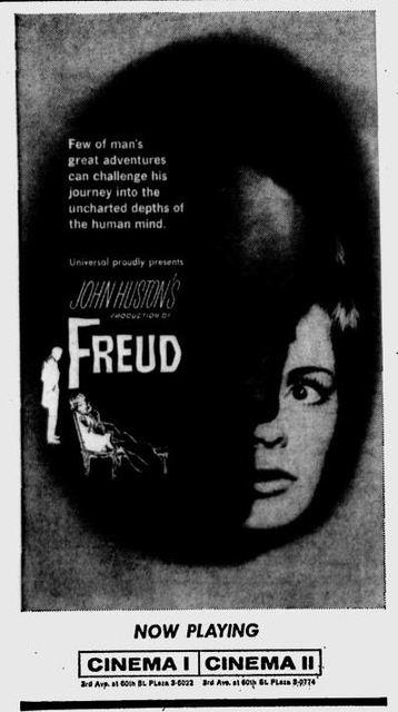 FREUD (DEC 12,1962)