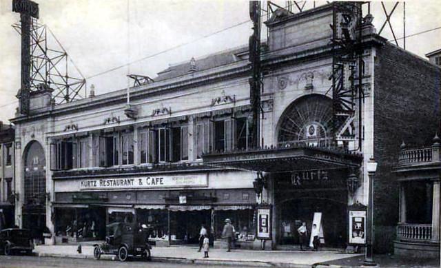 Kurtz Theatre exterior