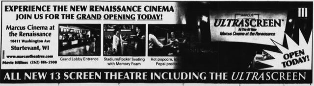 Marcus Cinema at the Renaissance