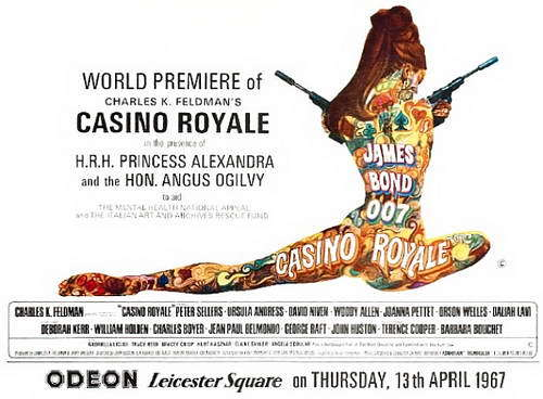 CASINO ROYALE WORLD PRIMIERE