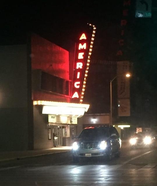America Stadium Theatre