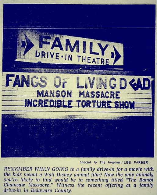 Family Drive-In-Theatre