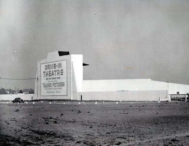 Pico Drive-In exterior