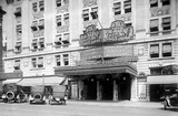 RKO's Keith Theatre exterior