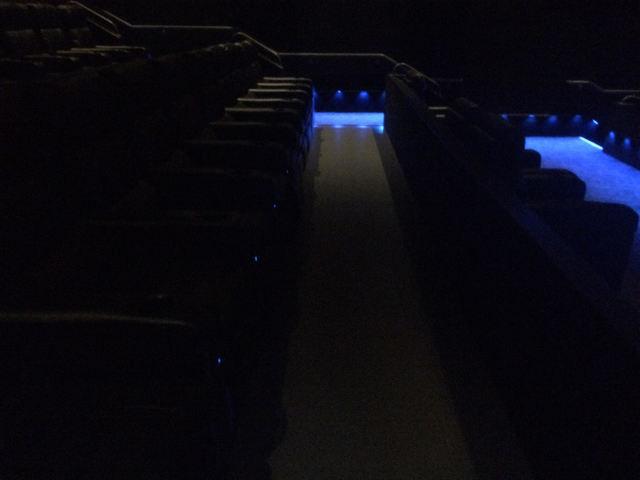 New Reclining Seats