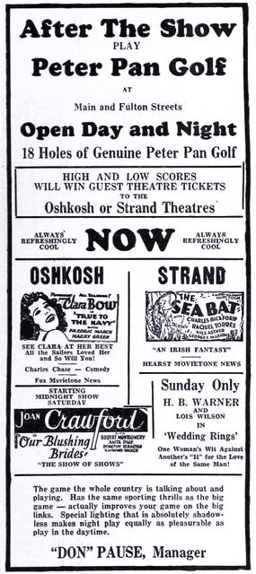 Oshkosh Theatre