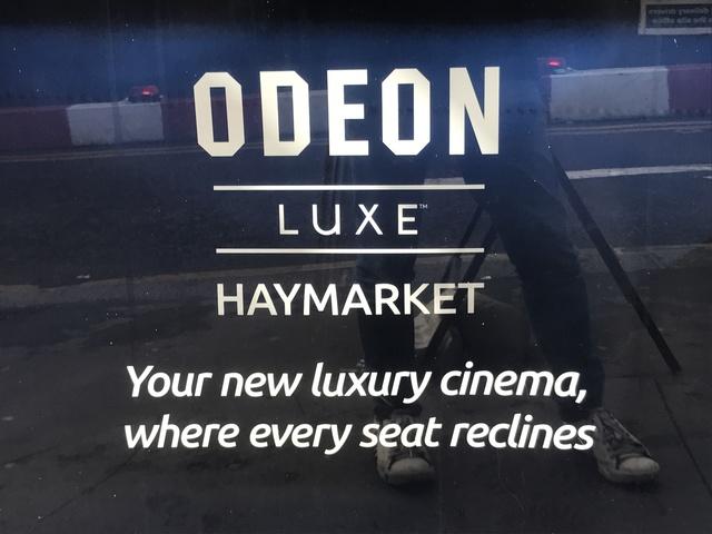 Odeon Luxe Haymarket.