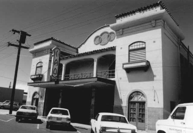 Iao Theatre