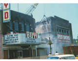 Boyd Theatre Allentown just before demolition