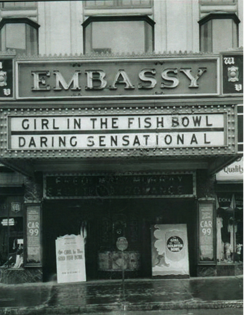 Embassy Theatre Easton