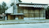 Boarded Up in the Late 80s