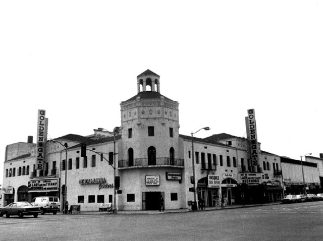 Golden Gate Theatre