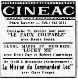 Cineac 7e art