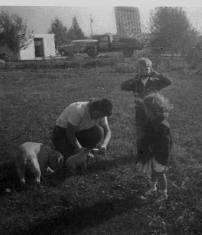 1958/`59 photo credit Sally Beardsley.