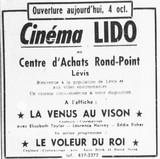 Cinémas Lido Levis