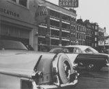 As the Plymouth Theatre, 1955 photo via Bill Kelder.
