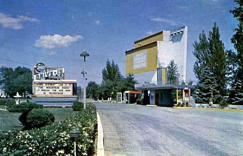 Saco Drive-In exterior