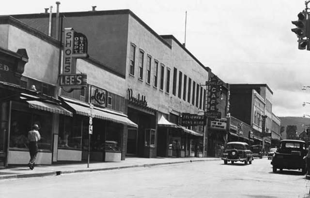 Early `50s photo via Donacio Inez Chavez.