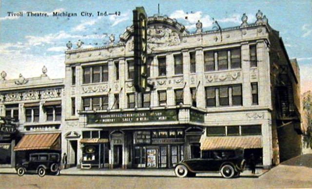 Tivoli Theatre exterior