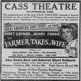 Cass Theatre