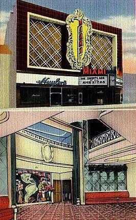 Miami Theatre exterior