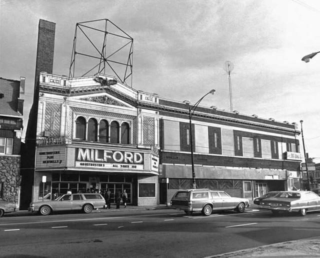 Circa 1984 photo courtesy of William Nichols.