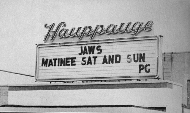 Hauppauge Theater 1975