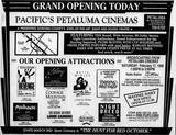 Petaluma Cinema 8