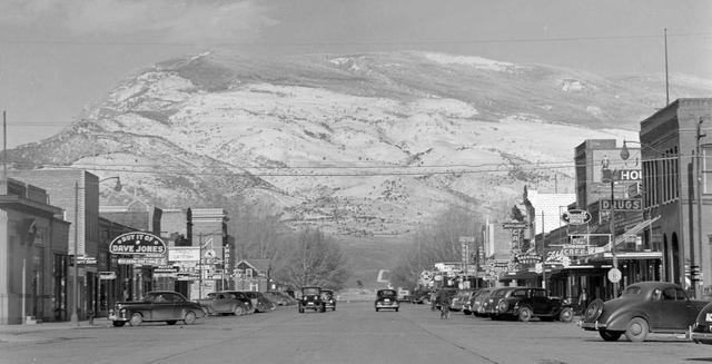1940s photo via Chris Quintiliani.