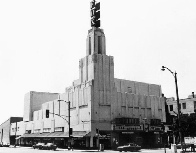 Pomona Fox Theater