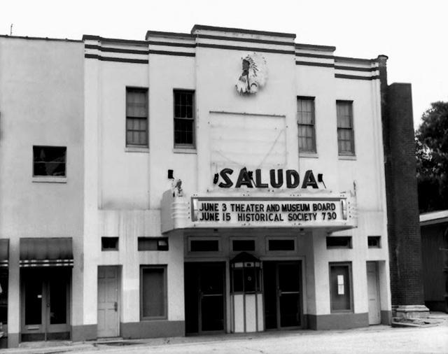 Saluda Theater