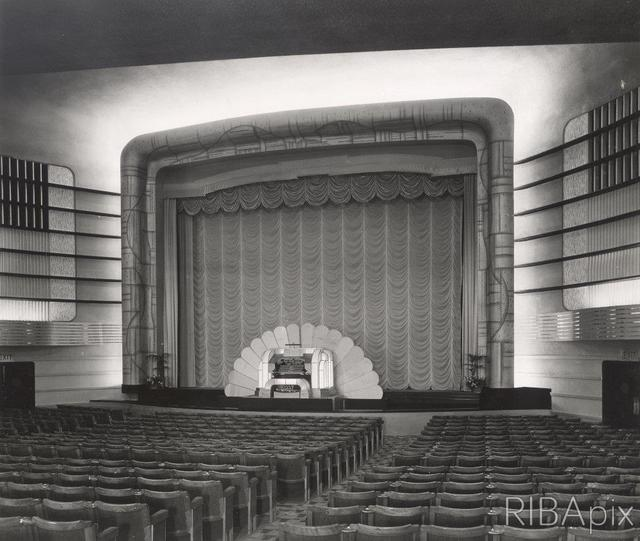 The Embassy Cinema - Auditorium