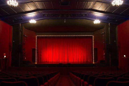 Whitehall Theatre auditorium