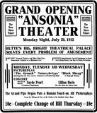 Ansonia Theatre