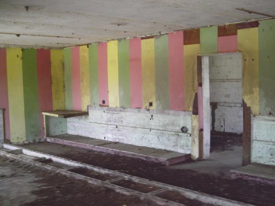 Inside the sbackbar 2004