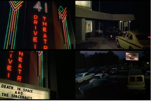 Screen shots from Deathdream/Dead of Night (1974)