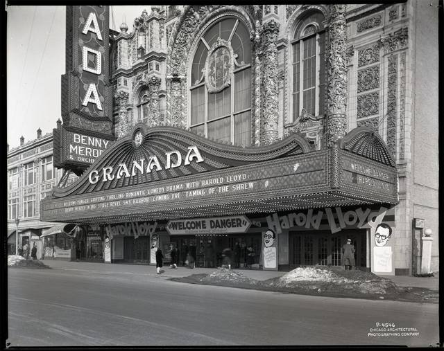 October 1929 photo credit Theatre Historical Society Of America.