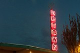 Uptown Sign Working