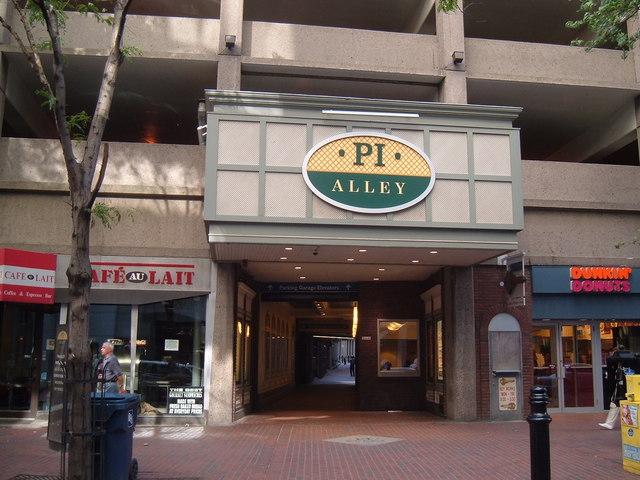 Pi Alley