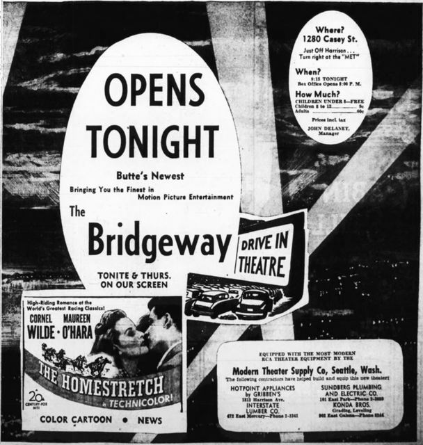 Bridgeway Drive-In
