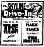<p>August 21, 1977</p>