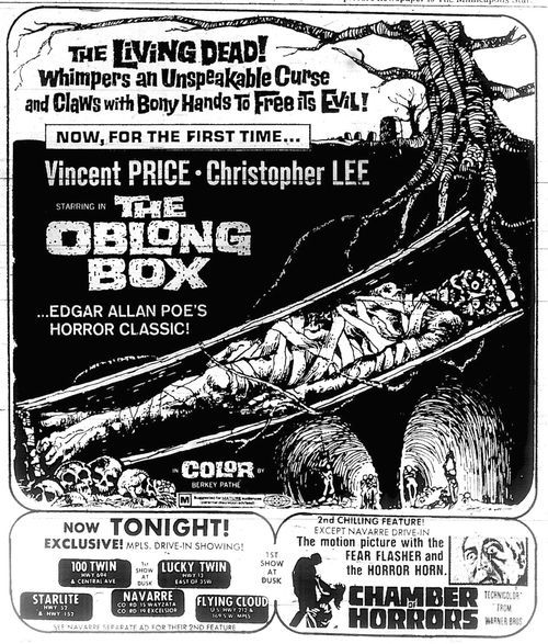 OBLONG BOX(1969)