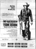 TOM HORN(U.S.RELEASE MARCH 28,1980)