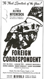 FOREIGN CORRESPONDENT(AD- AUGUST 28,1940)