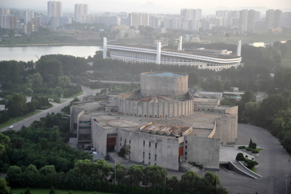 Pyongyang International Cinema Hall