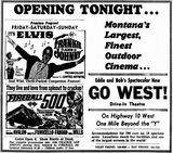 Go West Drive-In