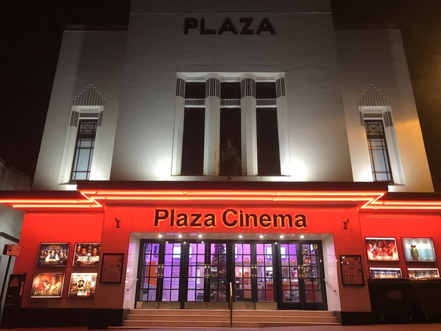 Plaza Cinema Dorchester