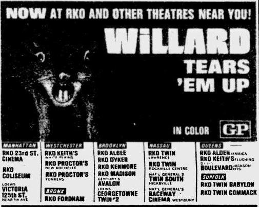 WILLARD(1971)