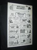 THEATRE CALENDAR 1987
