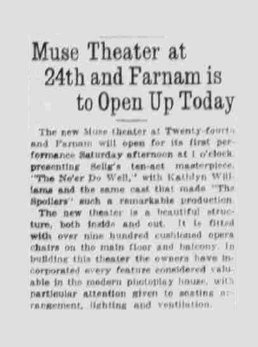 Muse Theater